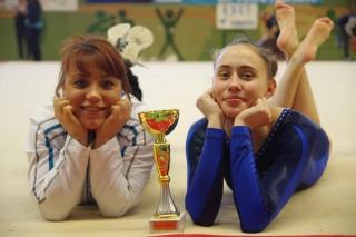 Album photos des 1/2 finales des Championnats de France individuel GAF à Tergnier les 26 et 27 mars 2016