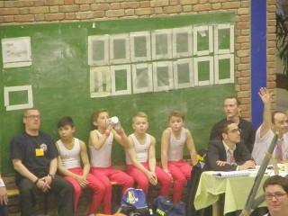 Album photos 1/2 finale des championnats de France Trophée fédéral GAM par équipes 10-13 ans  à Arques le 03/04/2016