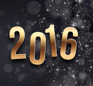 Excellente année 2016 !