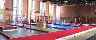 Salle Gymnastique masculine