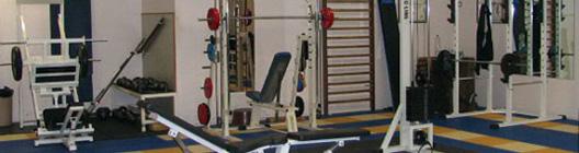 Salle Gymnastique musculation
